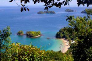 Isla de Coiba | Panama | Santa catalina