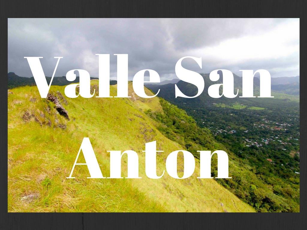 Tourisme Valle San Anton | Panama