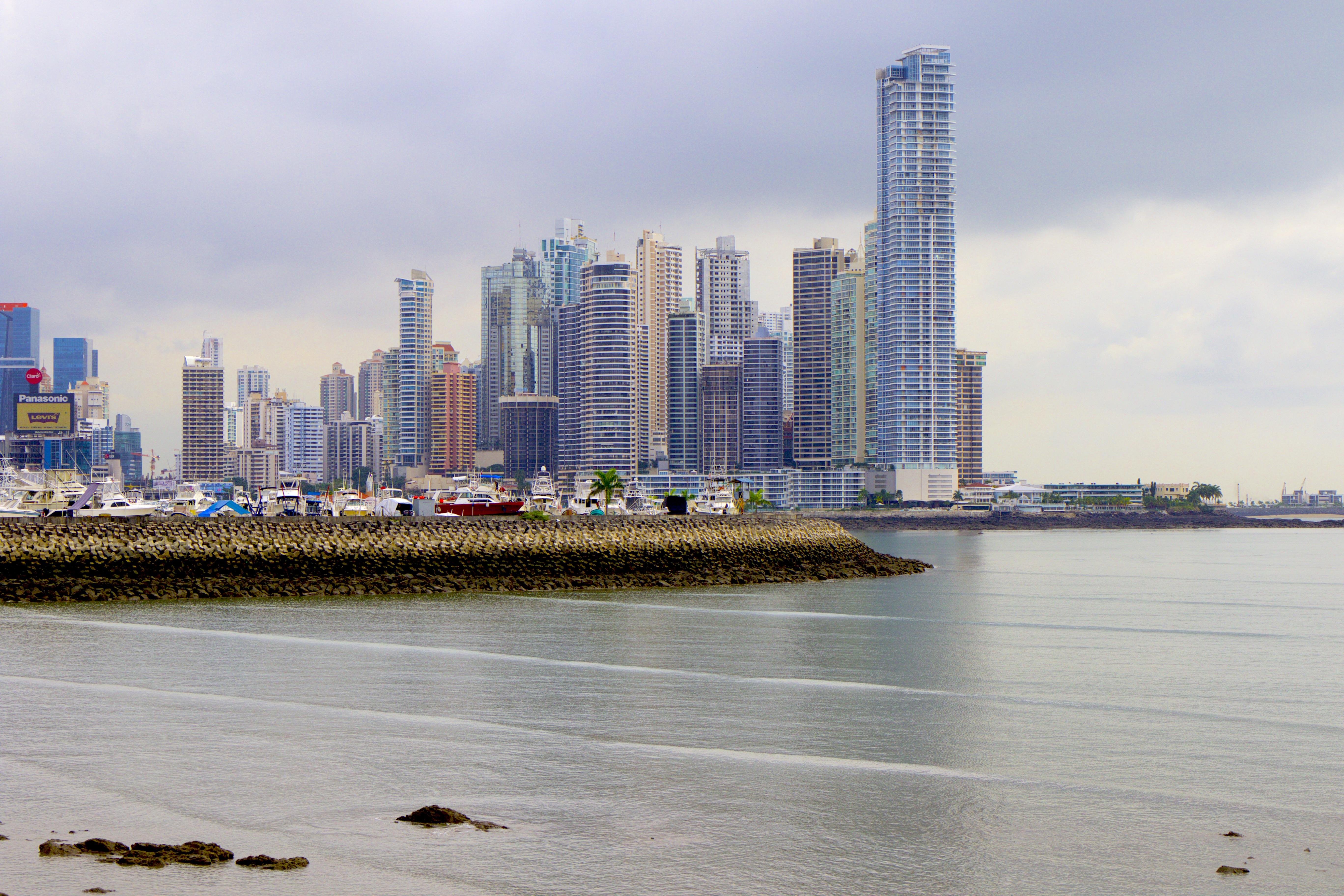 Panama city | cintura costera | Les aventures de floriane