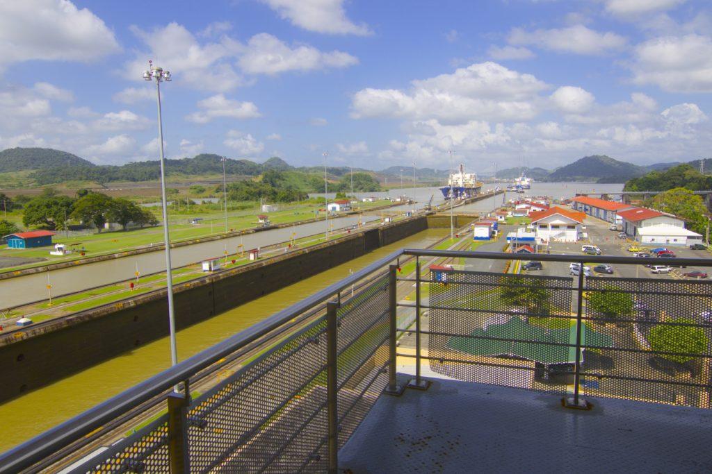 Canal de Panama | Les aventures de floriane