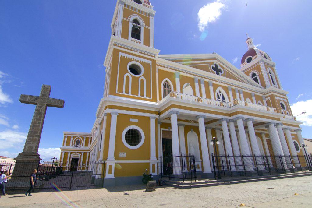 Cathédrale de Granada | Nicaragua
