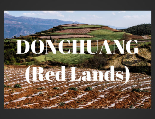 Donchuang red lands