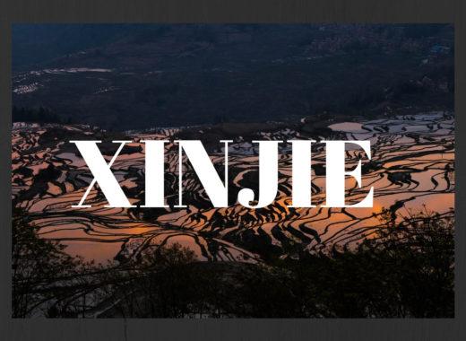 Xinjie yuanyang