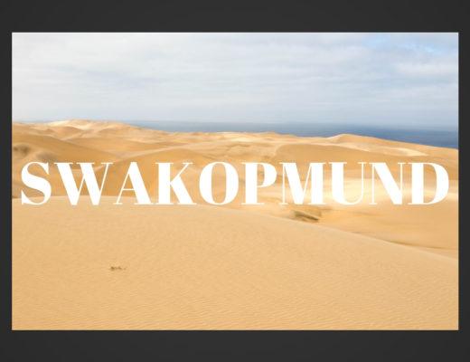 Swakopmund sandwich harbour
