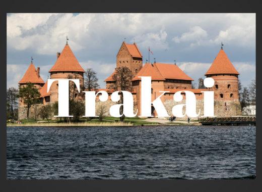 Chateau de Trakai | Les Aventures de Floriane