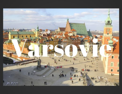 Varsovie | Pologne | Les aventures de Floriane