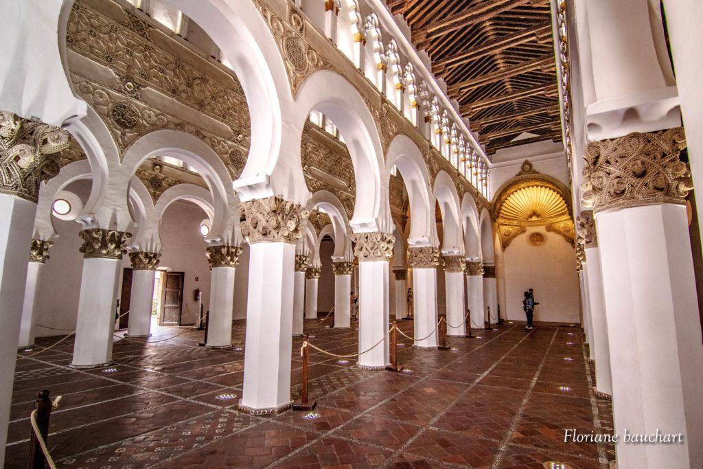 synagogue santa maria la blanca