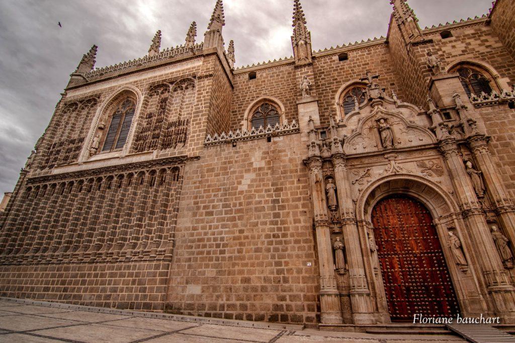 Monastère de San Juan de los reyes