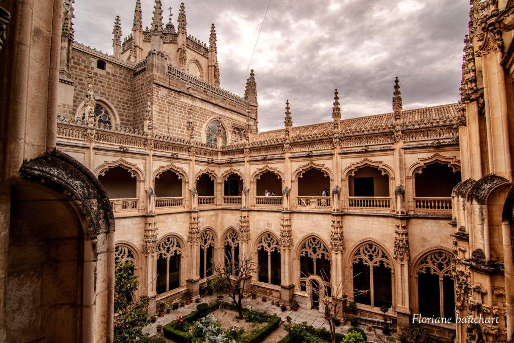 Monastère de San Juan de los reyes  toledo